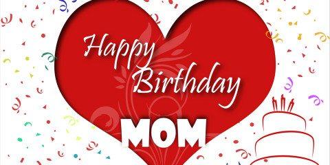 Happy Birthday Mom Greeting With Love 10