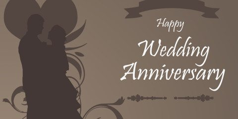 Happy Wedding Anniversary Beautiful Greeting 7