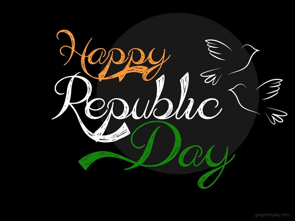 Happy Republic Day Greeting 1