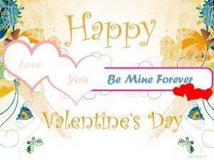 Happy Valentines Day Nice Greeting 5