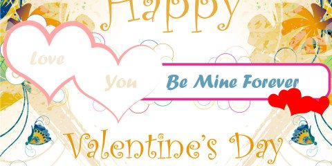Happy Valentines Day Nice Greeting 1