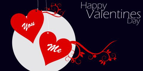 Happy Valentines Day Beautiful Greeting 8