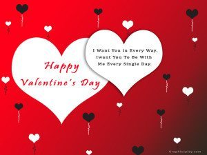 Valentines Day Greeting With Quotes 3