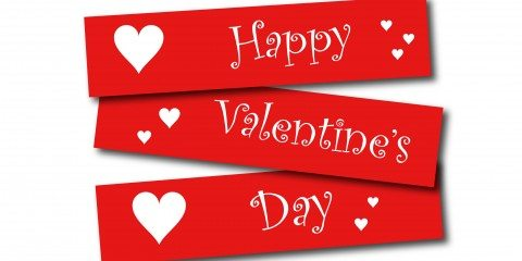 Happy Valentine's Day Greeting -2207 3