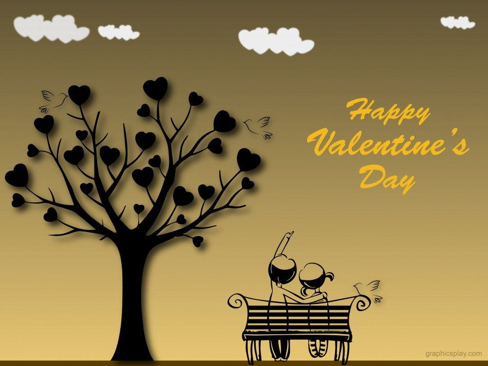 Happy Valentine's Day Greeting -2238 1