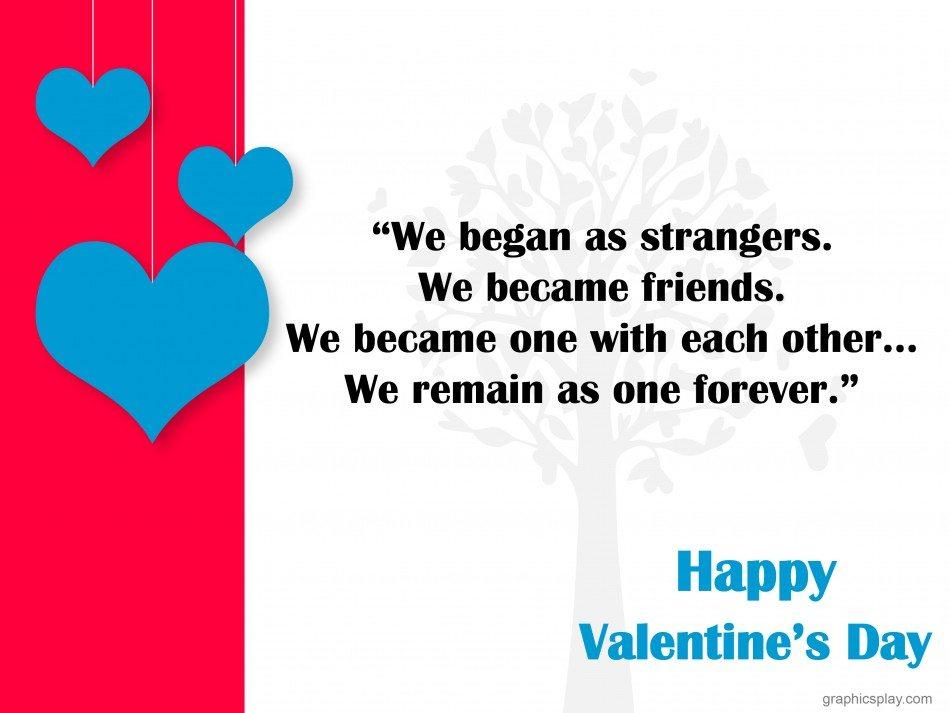Happy Valentine's Day Greeting - 2239 1