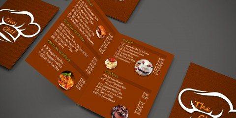 Brochure Design Template ID - 3501 11