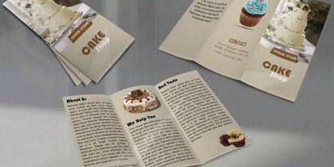 Brochure Design Template ID - 3612 3