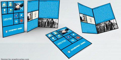 Brochure Design Template ID - 3514 4